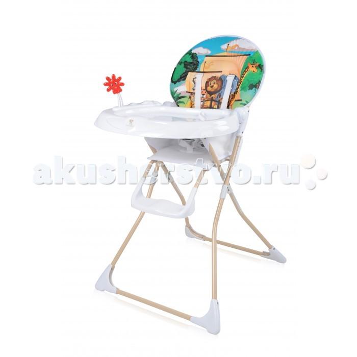 Стульчик для кормления Bertoni (Lorelli) JollyJollyСтульчик для кормления Bertoni (Lorelli) Jolly   Красивый и опрятный, а еще практичный и такой удобный стульчик для кормления от болгарского бренда Bertoni Jolly завоевал любовь и признание родителей во всей Европе.  Cделан из прочного материала, стульчик легкий и компактный, совершенно безопасный для ребенка. Он не займет много места у Вас в квартире, всё это благодаря легкому сложению. Имеет пятиточечные ремни безопасности, они необходимы для того, чтоб ребенок не смог выпасть со стульчика для кормления.  Особенности: Конструкция очень прочная и надежная, в сложенном виде занимает мало места, легко транспортируется В производстве использованы только экологичные и безопасные материалы Текстильные части сидения водонепроницаемые, могут мыться Bertoni Jolly имеет 5-точечные ремни безопасности Перед крохой есть пластиковый столик с удобными подставками для чашек и бутылочек Сбоку есть музыкальная игрушка, которая обязательно понравится малышу Есть удобная подставка для ножек Большой поднос может использоваться как для кормления, так и для игр. В нем есть специальные отверстия для бутылочек и чашек, а также музыкальная панель, которая развлечет кроху и не даст ему заскучать.<br>