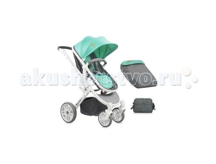 Детские коляски , Коляски-трансформеры Bertoni (Lorelli) Luna арт: 117683 -  Коляски-трансформеры
