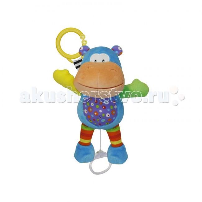 Подвесные игрушки Bertoni (Lorelli) мягкая музыкальная мягкие игрушки tomy музыкальная мягкая игрушка музыкальная коровка