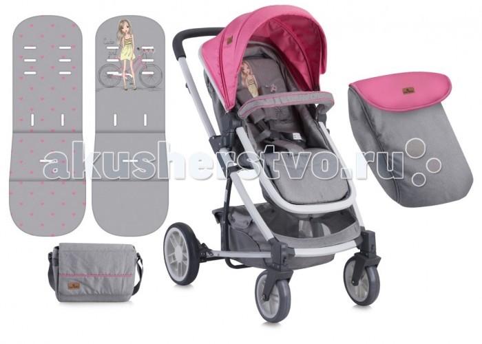 Детские коляски , Коляски-трансформеры Bertoni (Lorelli) S 500 в комплекте с автокреслом арт: 248989 -  Коляски-трансформеры