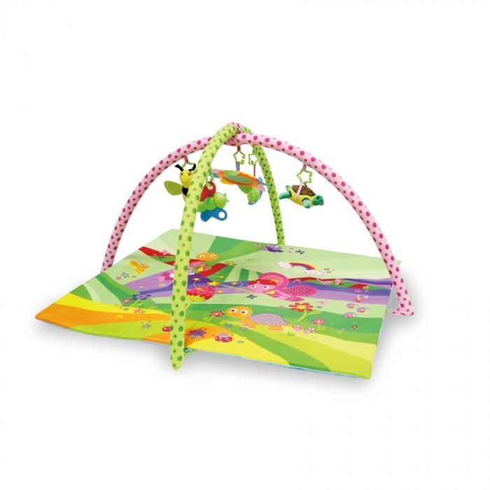 Развивающие коврики Bertoni (Lorelli) Сказка игровые коврики bertoni lorelli с интерактивным столиком