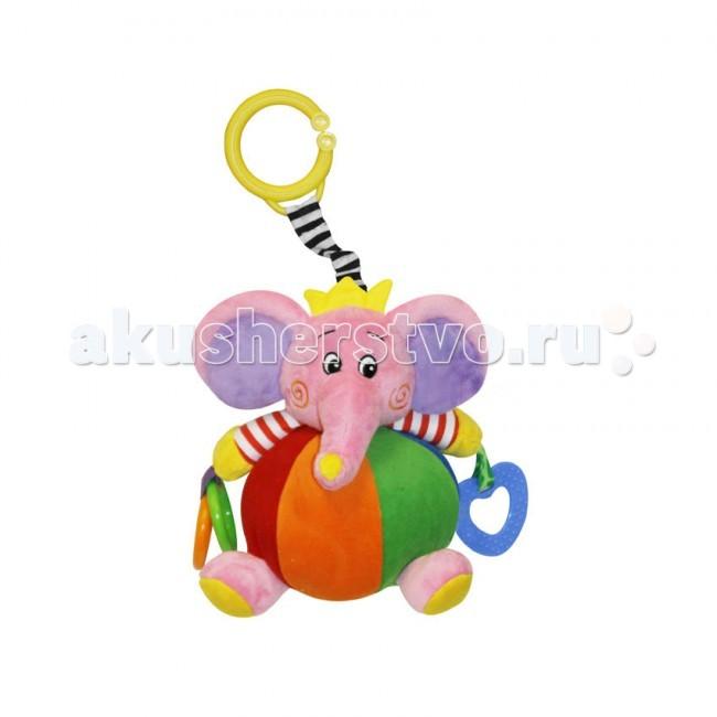 Подвесные игрушки Bertoni (Lorelli) Слоник с вибрацией