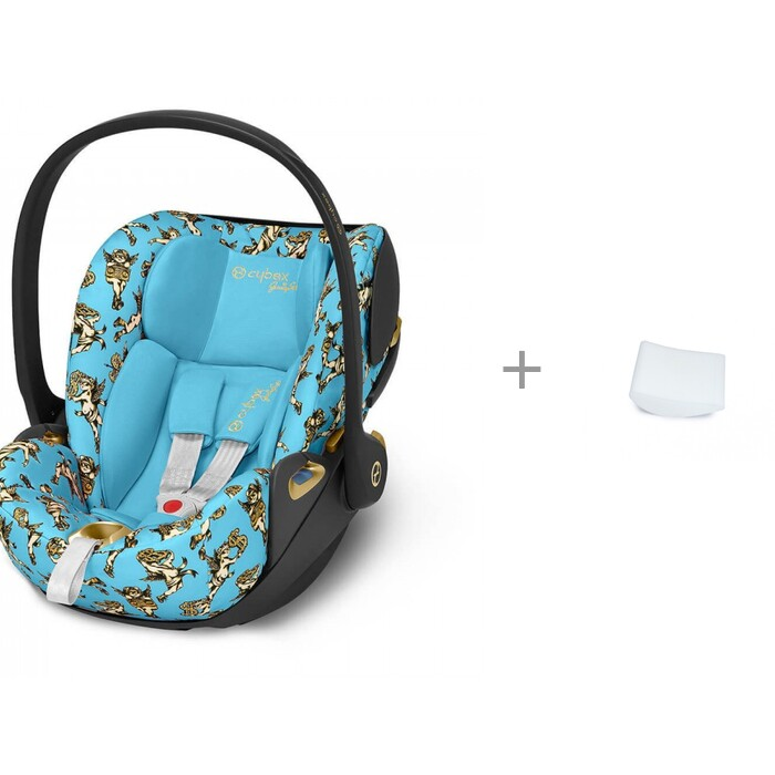 Картинка для Группа 0-0+ (от 0 до 13 кг) BeSafe iZi Go Modular X1 i-Size Premium Car Interior Black с зеркалом Baby Mirror BeSafe