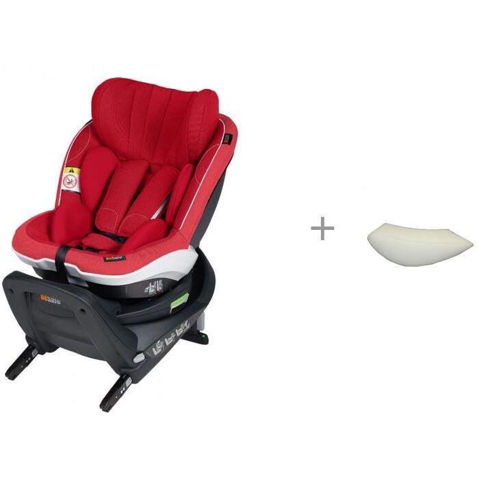 Картинка для Группа 0-1 (от 0 до 18 кг) BeSafe iZi Twist i-Size с защитой спинки сиденья от грязных ног ребенка АвтоБра