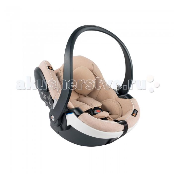 Автокресло BeSafe iZi Go Modular i-SizeiZi Go Modular i-SizeАвтокресло BeSafe iZi Go Modular i-Size с дополнительной вставкой для младенцев которая используется от рождения до 4 месяцев. Ребенок в кресле фиксируется с помощью встроенных пятиточечных ремней с мягкими плечевыми накладками, что сделает поездку для малыша более комфортной.  Автомобильное кресло выполнено в форме, максимально приближенной к форме яйца, чтобы обеспечить новорождённому малышу природную безопасность и комфорт. BeSafe Izi Go имеет эргономичную ручку для переноски и интегрированный в нее оригинальный козырек от солнца. Дополнительную безопасность обеспечивают пятиточечные ремни безопасности и корпус, изготовленный из ударопрочного материала. Простая установка исключает неправильное крепление кресла в автомобиле.  Особенности: легкая установка в автомобиль 5-точечные ремни с мягкими плечевыми накладками магнитное крепление для ремней безопасности позволяющие развести ремень для упрощенной посадки ребенка в автокресло регулируемые по высоте плечевые ремни механизм натяжения ремня козырек при необходимости убирается в автокресло регулируемый подголовник съемная вставка для детей 0-4 месяцев эргономичная ручка для переноски высокое качество обивки из дышащего материала группа 0-0+ Установка и крепление:  только ПРОТИВ хода движения  ребенок фиксируется внутренним 5-ти точечным ремнем автокресла    либо штатным трехточечным ремнем автомобиля  либо при помощи специальной базы Isofix. Внимание! Если Вы устанавливаете автокресло на переднем сидении, убедитесь, что пассажирская подушка отсутствует или отключена, в противном случае Вы можете нанести вред ребенку при аварии.    Дополнительно можно приобрести базу Isofix, эксплуатация автокресла с базой еще более безопасна и удобна.<br>