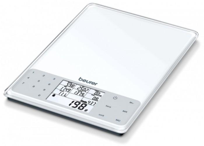 Кухонные весы Beurer Весы кухонные электронные DS61 весы кухонные optiss белые