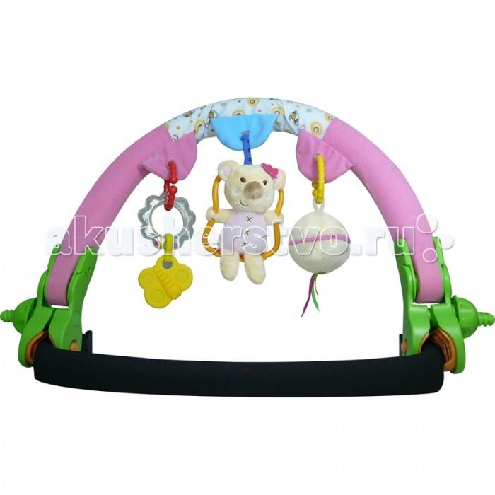 дуги для колясок и автокресел Дуги для колясок и автокресел Biba Toys Дуга на коляску Малышки Мишки
