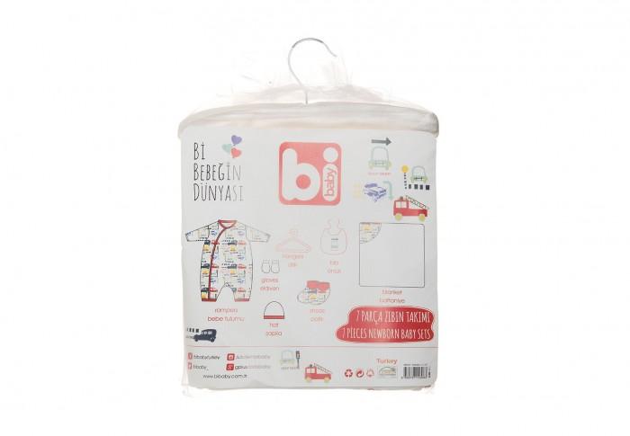 Bibaby Комплект для мальчика 7 предметов 63072