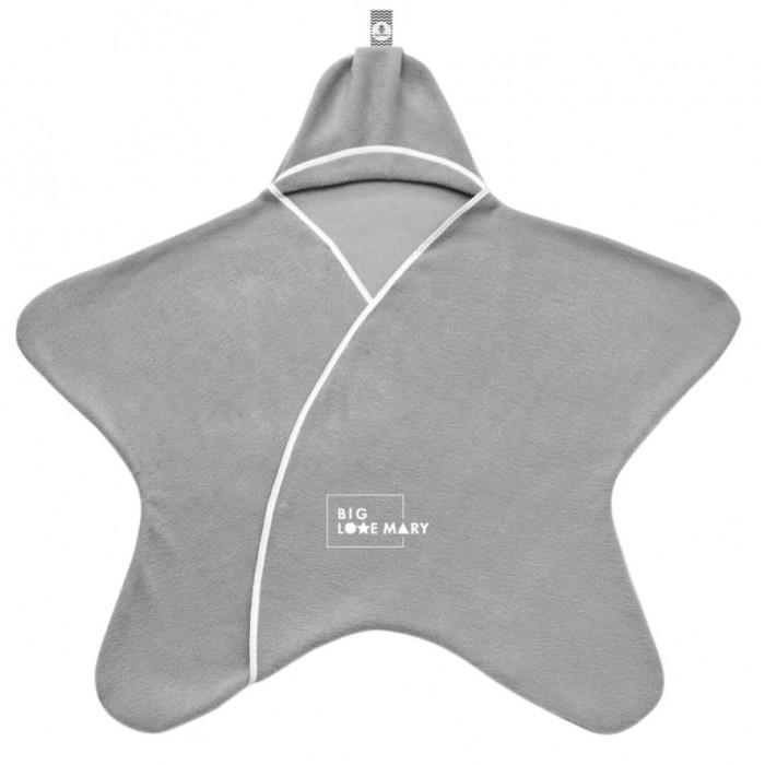 Детская одежда , Конверты-трансформеры BigLoveMary Конверт-звездочка (флис) арт: 438619 -  Конверты-трансформеры