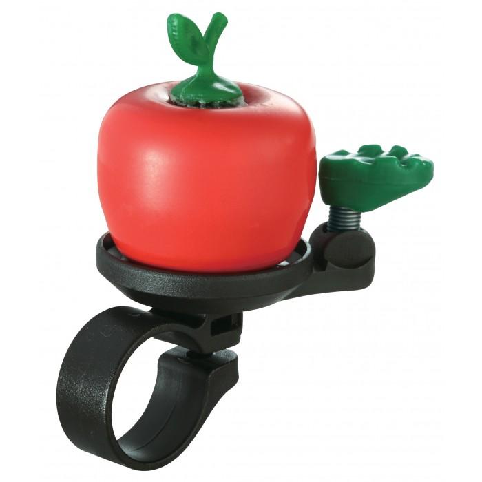 Аксессуары для велосипедов и самокатов Bike Attitude Звонок Яблоко звонок велосипедный bike attitude apple на руль 22 2 мм цвет красный