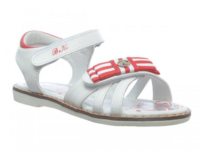 Босоножки и сандалии BiKi Сандалии для девочки A-B003-56 пояс pinetti 2 для инструментов нат кожа