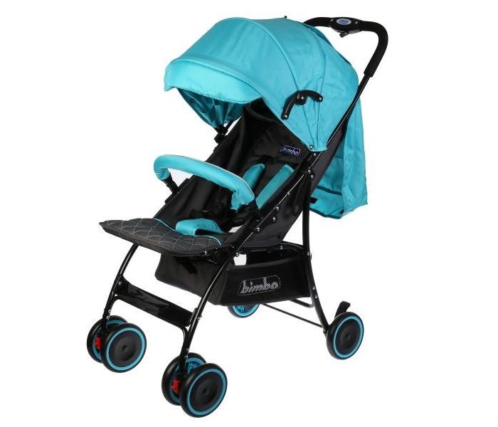 Прогулочная коляска Bimbo ComfortПрогулочные коляски<br>Bimbo Коляска-книжка Comfort непременно понравится как малышу, так и родителям. Надежная простая конструкция, удобная при транспортировке коляска станет отличным помощником в любой поездке.  Особенности: 6 пластиковых колёс диаметром 14 см.  Передние колёса вращаются на 360°.  Многоступенчатая регулировка спинки.  5-точечный ремень безопасности.  Поручень снимается.  Корзина для игрушек.  Ширина сидения 35 см.  Размер коляски 66 х 47 х 97 см  Вес коляски 5,3 кг.  Колёса 6x5,5