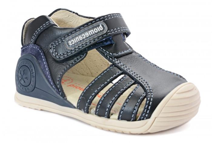 Босоножки и сандалии Biomecanics Сандалии для мальчика 192125-A босоножки и сандалии biomecanics туфли для мальчика 202137 b