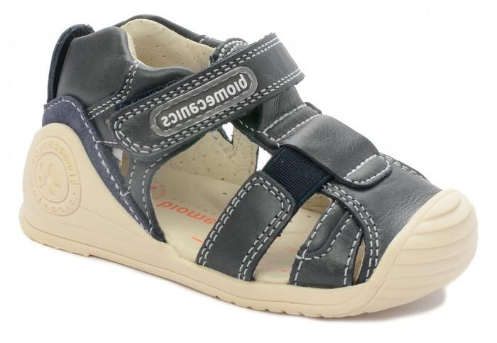 Босоножки и сандалии Biomecanics Сандалии для мальчика 202140-A босоножки и сандалии biomecanics туфли для мальчика 202137 b