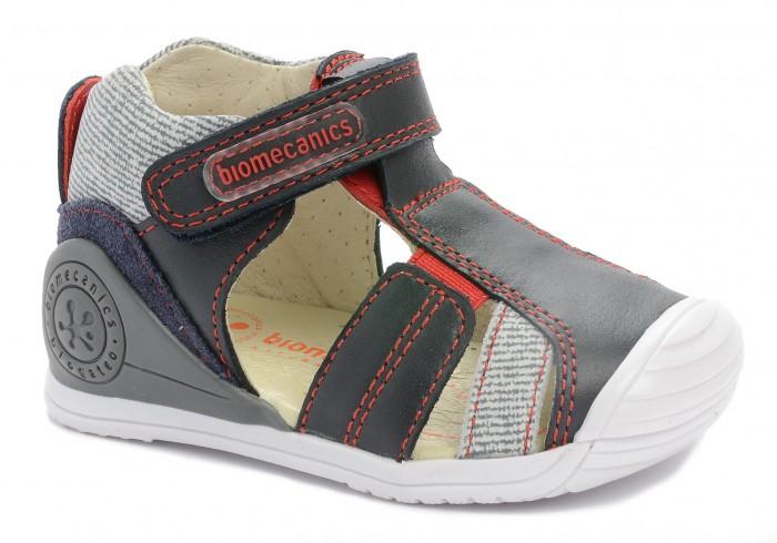 Босоножки и сандалии Biomecanics Сандалии для мальчика 202146 босоножки и сандалии biomecanics туфли для мальчика 202137 b