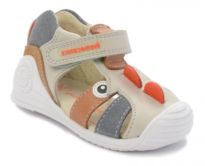 Босоножки и сандалии Biomecanics Сандалии для мальчика 202147-A босоножки и сандалии biomecanics туфли для мальчика 202137 b