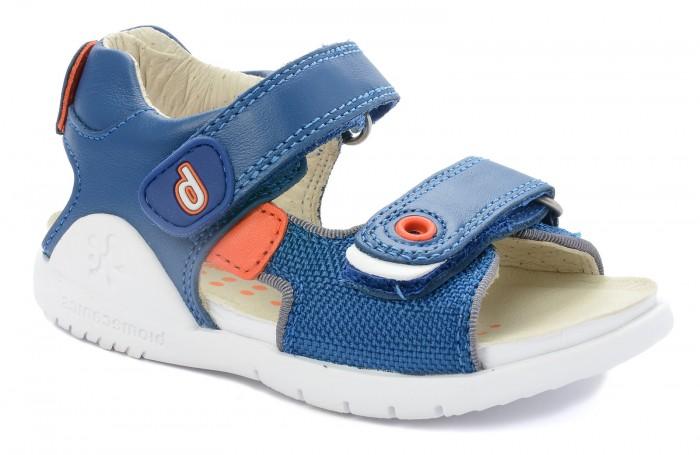 Босоножки и сандалии Biomecanics Сандалии для мальчика 202181-A босоножки и сандалии biomecanics туфли для мальчика 202137 b