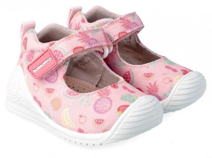 Фото - Туфли Biomecanics Туфли для девочки 212211-A босоножки и сандалии biomecanics туфли открытые для девочки 202117 a