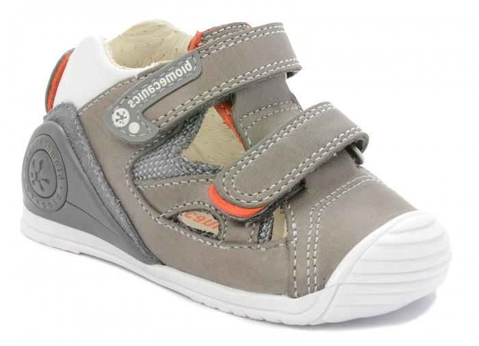 Босоножки и сандалии Biomecanics Туфли для мальчика 202137-B босоножки и сандалии elegami туфли открытые для мальчика 806151901