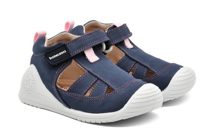 Босоножки и сандалии Biomecanics Туфли для мальчиков 202202 босоножки и сандалии biomecanics туфли для мальчика 202137 b