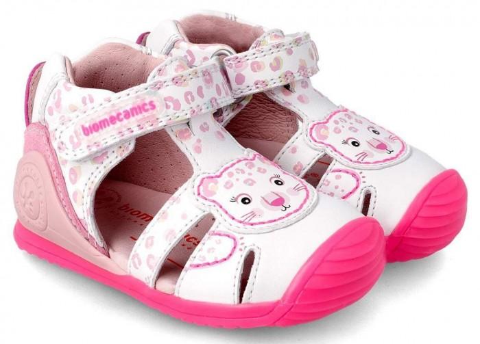 Фото - Босоножки и сандалии Biomecanics Туфли открытые 212112-A босоножки и сандалии biomecanics туфли открытые для девочки 202117 a
