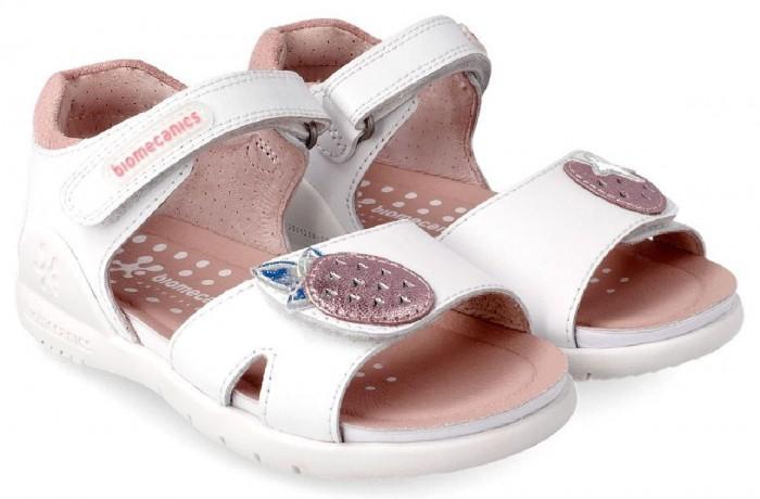 Фото - Босоножки и сандалии Biomecanics Туфли открытые 212163-B босоножки и сандалии biomecanics туфли открытые для девочки 202117 a