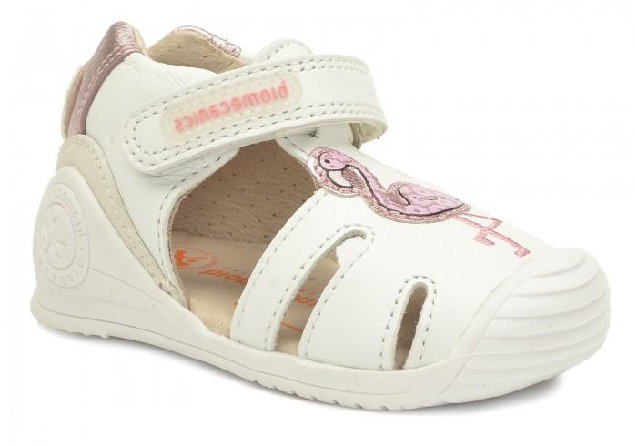 Босоножки и сандалии Biomecanics Туфли открытые для девочки 202123-B босоножки и сандалии biomecanics туфли для мальчика 202137 b