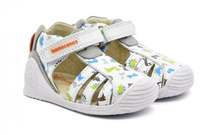 Босоножки и сандалии Biomecanics Туфли открытые для девочки 202152 босоножки и сандалии elegami туфли открытые для мальчика 806151901