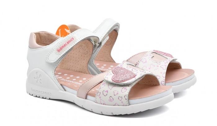 Босоножки и сандалии Biomecanics Туфли открытые для девочки 202170 босоножки и сандалии dandino туфли открытые z135
