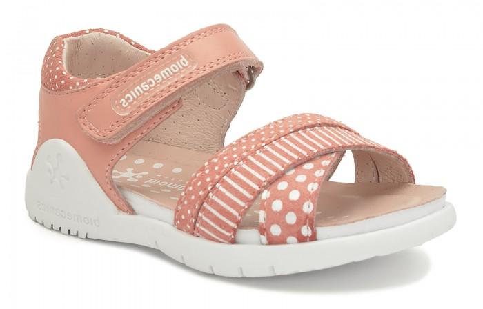 Босоножки и сандалии Biomecanics Туфли открытые для девочки 202178-B босоножки и сандалии biomecanics туфли для мальчика 202137 b