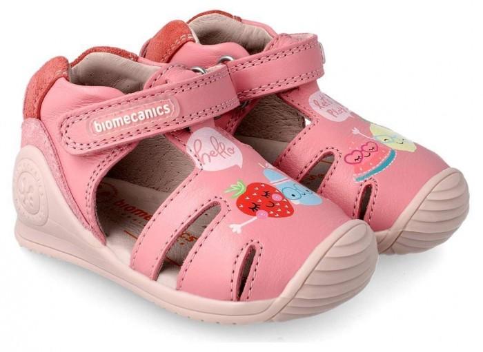 Фото - Босоножки и сандалии Biomecanics Туфли открытые для девочки 212108-A босоножки и сандалии biomecanics туфли открытые для девочки 202117 a