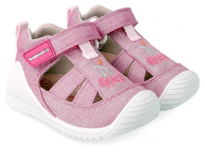 Фото - Туфли Biomecanics Туфли открытые для девочки 212213-B босоножки и сандалии biomecanics туфли открытые для девочки 202117 a