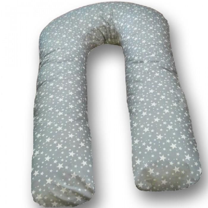 Купить Подушки для беременных, БиоСон Подушка для беременных U Звездопад (поплин) 340х35