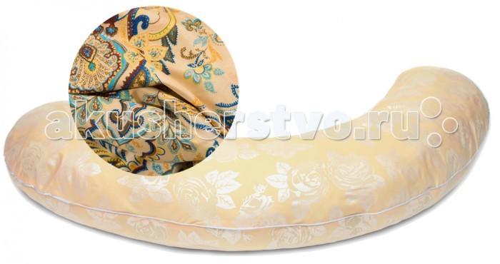 наволочки биосон наволочка для подушки рогалик 340х35 Наволочки БиоСон Наволочка для подушки Бумеранг 180х30
