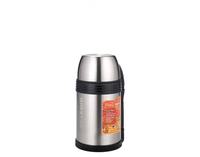 Фото - Термосы Biostal универсальный для еды и напитков Спорт с ручкой 1,2 л термосы biostal универсальный для еды и напитков 1 л