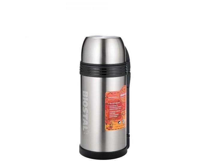 Фото - Термосы Biostal универсальный для еды и напитков Спорт с ручкой 1,5 л термосы biostal универсальный для еды и напитков 1 л