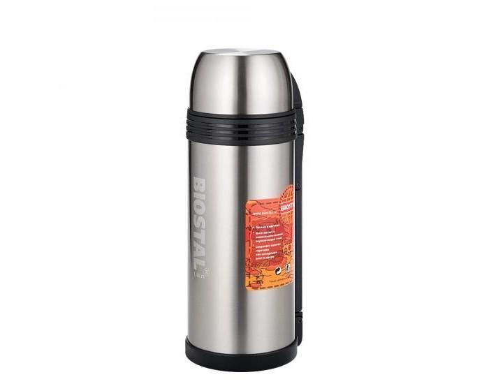 Фото - Термосы Biostal универсальный для еды и напитков Спорт с ручкой 1,8 л термосы biostal универсальный для еды и напитков 1 л