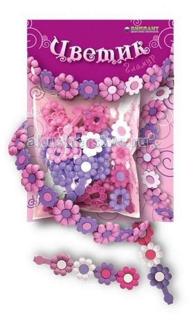 Наборы для творчества Биплант Набор для детского творчества Цветик набор для детского творчества набор веселая кондитерская 1 кг