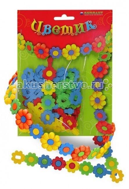Наборы для творчества Биплант Набор для детского творчества Цветик наборы для творчества апплика набор для сборки кусудама 36 граней