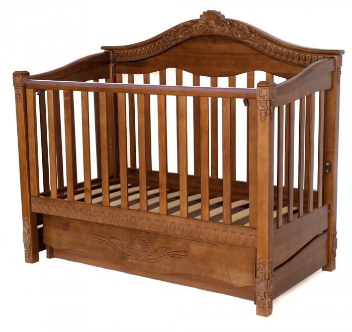 Купить Кроватки-трансформеры, Кроватка-трансформер Birichino Victoria 140х70