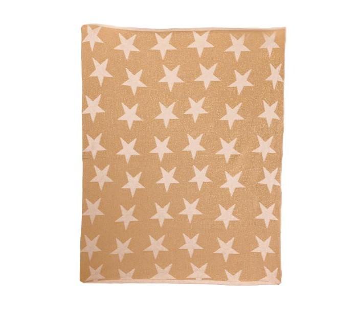 Купить Пледы, Плед Bizzi Growin Одеяло Gold Star 100х75 см