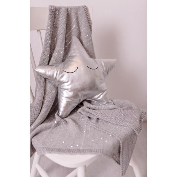 Купить Пледы, Плед Bizzi Growin Одеяло Silver Sparkle 100х75 см