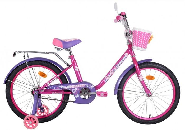 Велосипед двухколесный BlackAqua Princess 12
