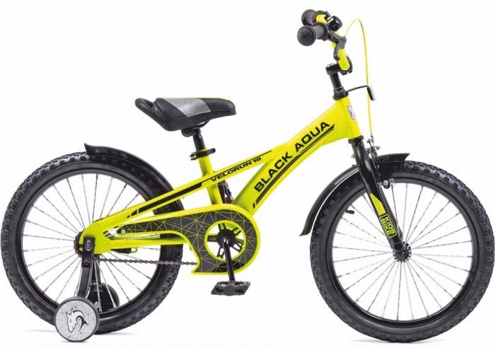 Велосипед двухколесный BlackAqua Velorun 18