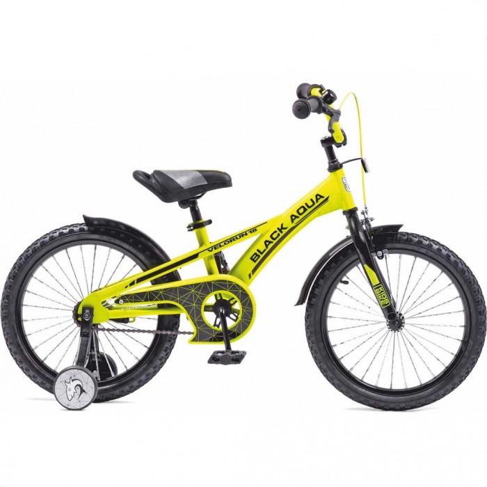 Фото - Двухколесные велосипеды BlackAqua Velorun 16 двухколесные велосипеды velolider rush sport 16