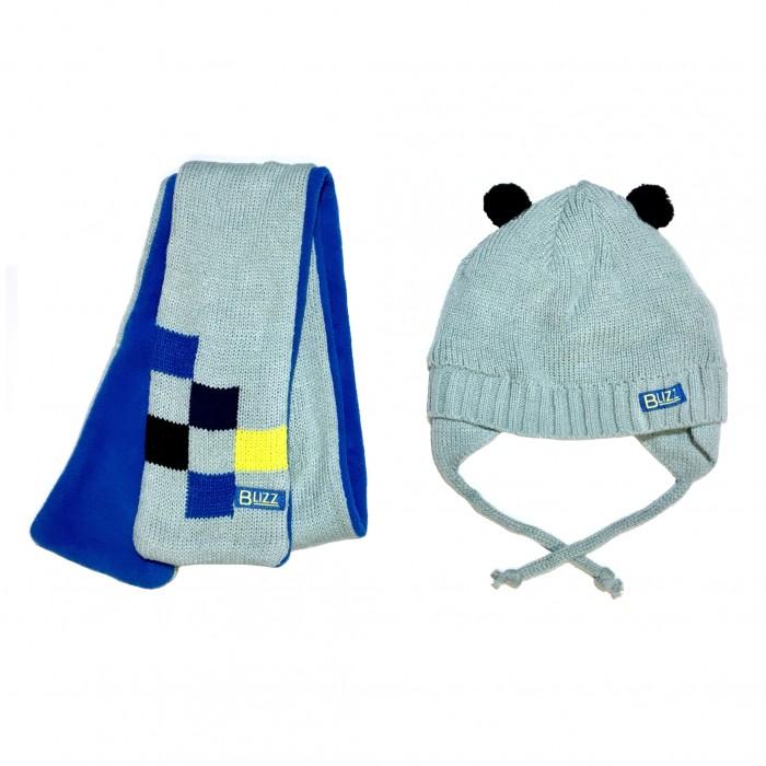 Картинка для Blizz Комплект для мальчика (шапка и манишка) BLI1806