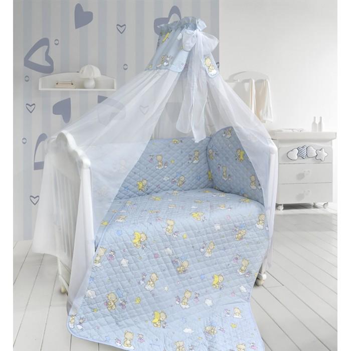 Комплект в кроватку Bombus Универсальный (6 предметов)