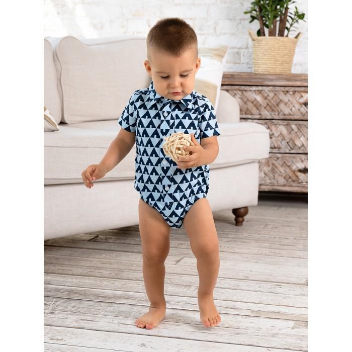 Фото - Боди, песочники, комбинезоны Bluebells Рубашка-боди для мальчика BB504 боди песочники комбинезоны carter s боди для мальчика 5 шт 1i730810