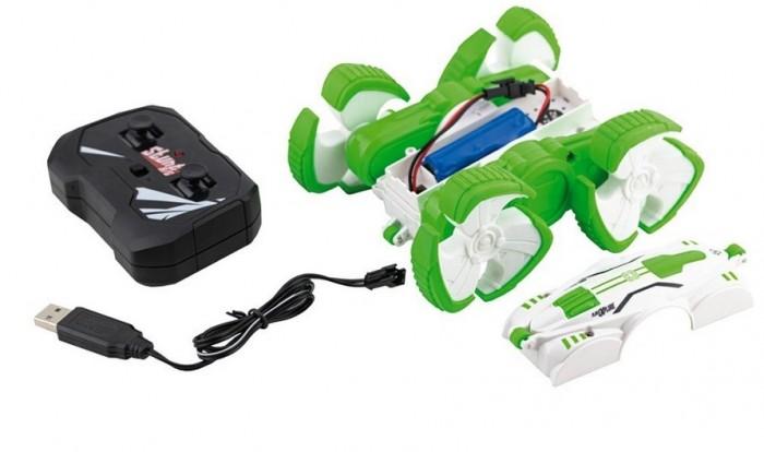Радиоуправляемые игрушки BlueSea Машинка радиоуправляемая Double of Armour