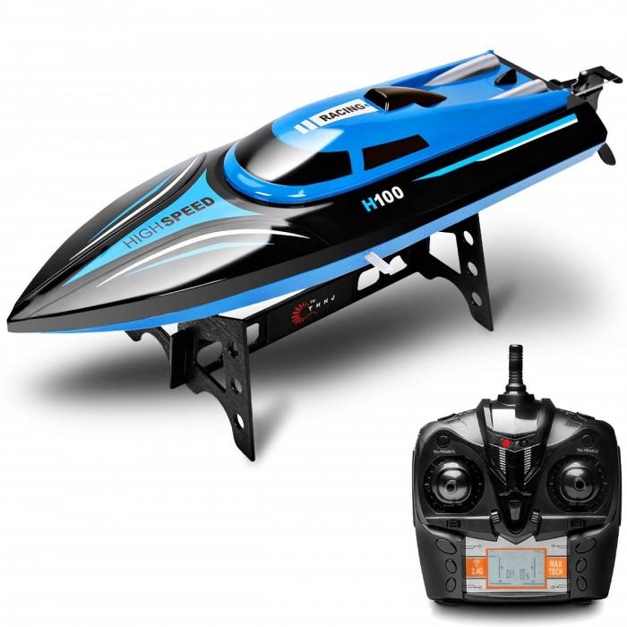 Радиоуправляемые игрушки BlueSea Скоростной катер радиоуправляемый Ураган